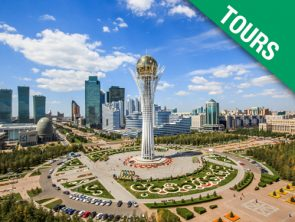 Nur-Sultan  –  the heart of Eurasia