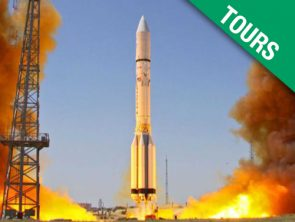 Baikonur – the space harbor of the Planet