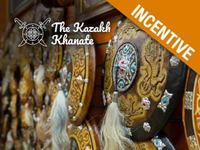 The Kazakh Khanate