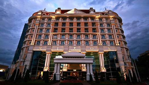 Where to stay in Almaty