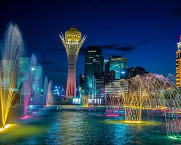 Astana is recognized as the best city for business travel and event tourism in the CIS