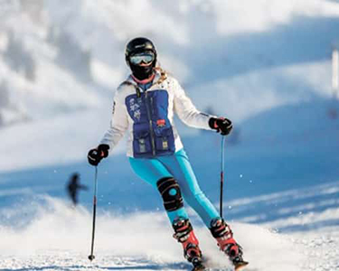 Шымбулак вошел в тройку лучших мест в СНГ для зимнего отдыха