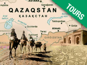 In the footsteps of The Great silk road